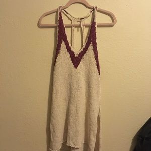 Free People Dresses - Free people knitted dress